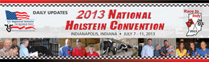 Daily Updates_ National Holstein Convention