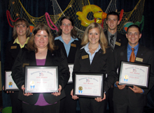2009 Distinguished Young Holstein Breeders