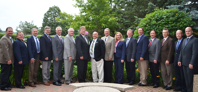 Holstein Association USA, Inc. 2014-2015 Officers and Directors