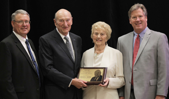 William C. Nichol Named Distinguished Leadership Award Recipient